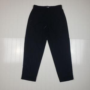 NWT J. Crew velvet Peyton wide leg dress pants
